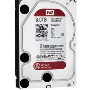 Western Digital Red 3TB WD30ERFX @ebay