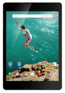 Google Nexus 9 (2014) - 16GB, WLAN, 2,3Ghz Dual Core, 8 MP Kamera, Android 5.0 (Amazon.fr)  336,- € inkl. Versand / Idealo ab 389,- €