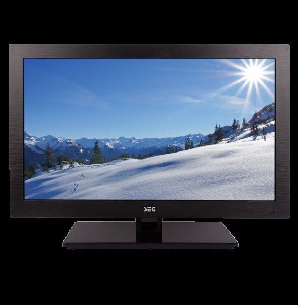 "SEG Pisa 55 22"" Full HD LED Fernseher DVB-T/C/S2 HDMI USB (Ebay.de) (in verschiedenen Farben)"