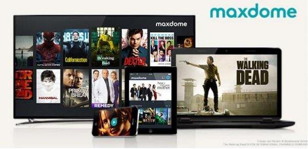 Maxdome 6 Monate zum Preis von 2 für 15,98€ bei Dayildeal