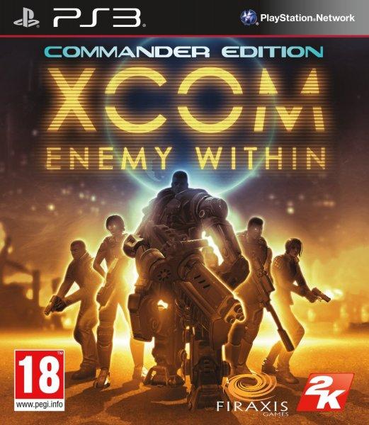 [Mediamarkt.de] XCOM: Enemy Within (Commander Edition) für PS3/Xbox 360 für 5€ bei Abholung (Versand +4,99€)