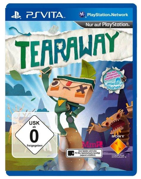 Sony PS Vita Spiel Tearaway Playstation *Deutsche Version* *NEU&OVP* auf Ebay