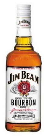 Jim Beam Kentucky Straight Bourbon Whiskey 0,7 l für 9,49 € - Lidl