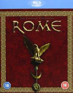 Rome Staffel 1-2 Komplett [Blu-Ray] inkl.Vsk für ~ 28 €  > [amazon.uk] > Blitzangebot