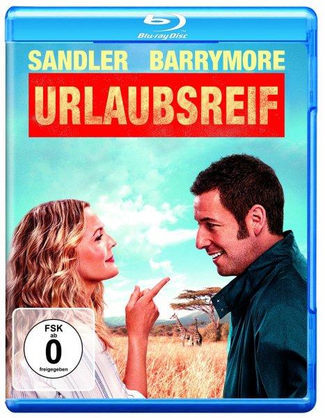 [AMAZON] Urlaubsreif [Blu-ray] [8,97€ mit PRIME]