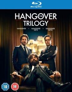 Die Hangover Trilogie 1-3 Blu-ray (Inclusive UltraViolet Copy) für 12,69 Euro @Zavvi.de