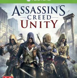 Assasin's Creed Unity [XboxOne] o. Black Flag für 7,70€ Digital Download