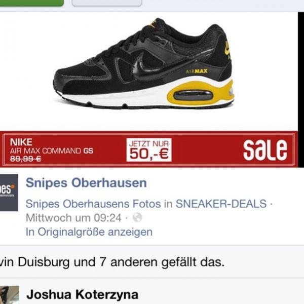 Snipes Oberhausen
