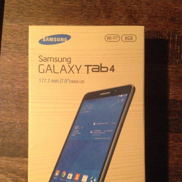 """[Media Markt Weiterstadt] Samsung Galaxy Tab 4 7.0"""""""