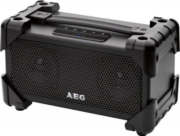 [2% Qipu/Blitzangebot] AEG Bluetooth Soundsystem Schwarz BSS 4800 für 24,99€ frei Haus @Voelkner