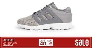 Snipes Sneaker Deals am 5.1. Lokal Mall of Berlin - zB Adidas ZX Flux 2.0 für 40€