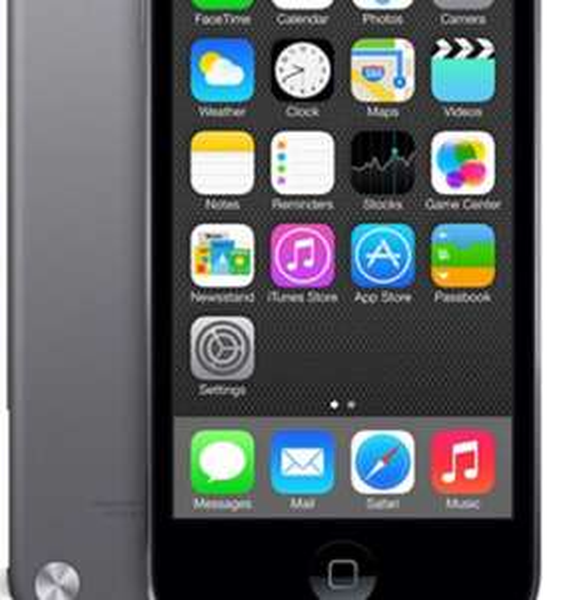 iPod touch 5g 16 GB schwarz @MM Neubrandenburg