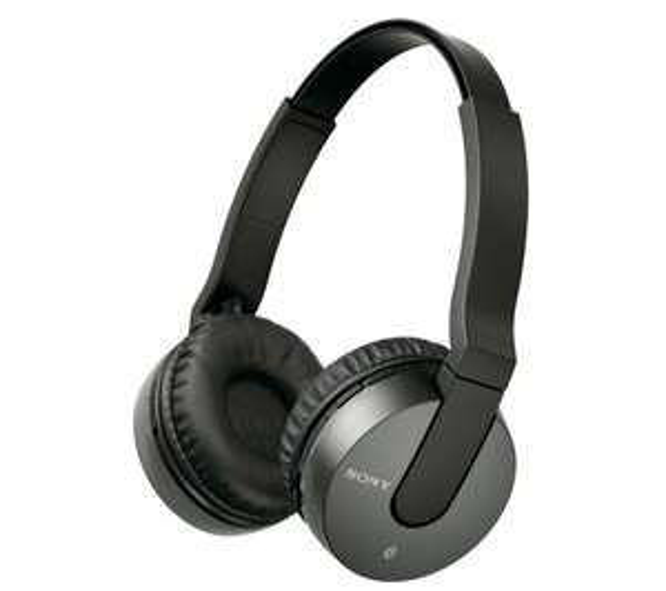 SONY MDR-ZX550BNB (schwarz) Kopfhörer für 56,69 €