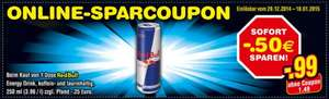 Netto MD offline RED BULL fuer 99 cent (mit coupon)