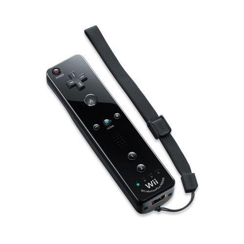 Wii Remote Plus Schwarz €30,86 (Vergleichspreis €42,99)