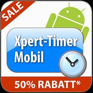 [Google Play] Xpert-Timer  Zeiterfassung  -50% Rabatt bis 31.12.