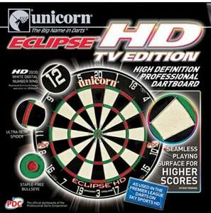 Unicorn Eclipse HD TV Edition Dartboard