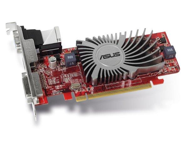 [Pollin Electronic] Grafikkarte ASUS HD6450-SL-1GD3-BRK für 25,90€ / 14% unter Idealo - passive Low-Budget-Grafikkarte