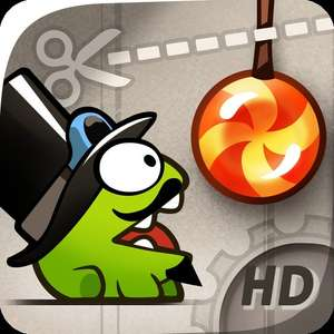 Cut the Rope: Time Travel HD [Amazon-App-Shop / Android] kostenlos