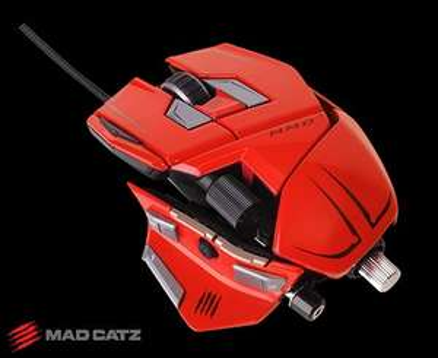 Mad Catz M.M.O. 7 Gaming Mouse 53,99 € (43% Rabatt)