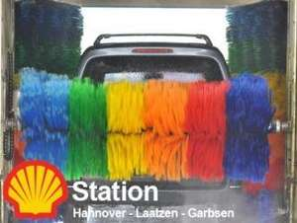 HANNOVER - Autowäsche mit Wachsen und Pflegereinigung, in Ihrer Shellstation
