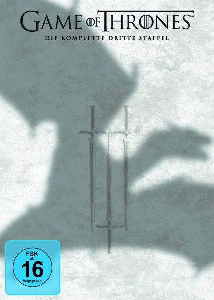 Game of Thrones: Staffel 3 DVD für 22,97 € oder 19,97 € [Prime]