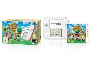 [Amazon] Preisfehler? Nintendo 2DS (weiß+rot) inklusive Animal Crossing (Limited Edition)