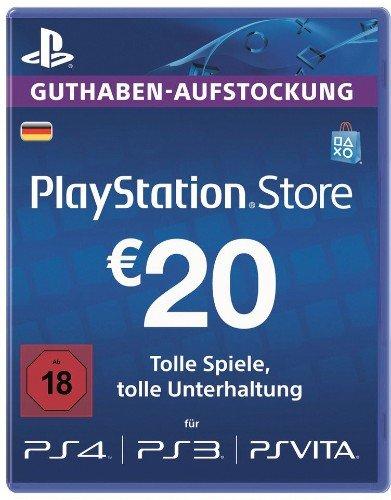 PlayStation Network 40 Euro Guthaben für 31 Euro (myToys-Neukunden + 4% Qipu) PSN