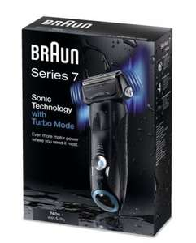 Braun Series 7   740s  144,99€