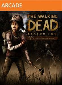 (XBOX 360) The Walking Dead: Season Two - SEASON PASS für 7,49€