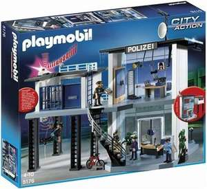 Playmobil Special Force Polizei-Kommandostation (5176) für 43,16 Euro @Amazon.co.uk