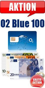 Noch günstiger: mobilcom-debitel O2 Blue 100 für 7,79€/Monat @handybude
