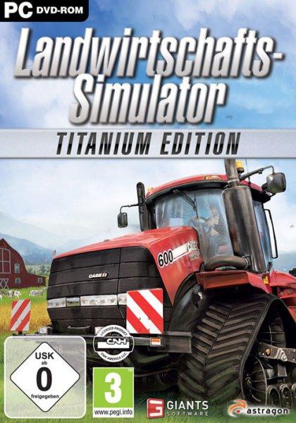 Landwirtschafts-Simulator 2013: Titanium-Edition