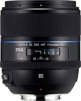 [Amazon.it] Objektiv Samsung T85NB, 85mm, F/1.4, i-Function: € 539,68