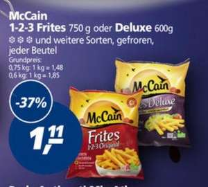 McCain 1-2-3 Frites 750g bei Real