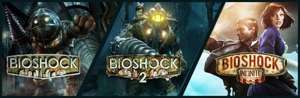 [Steam] Bioshock Triple Pack für 7,60€ @ Nuuvem