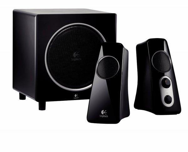 "Logitech™ - 2.1 Lautsprechersystem ""Z523"" (40W RMS) für €39,44 [@MeinPaket.de]"