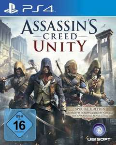 Assassin's Creed: Unity – Special Edition (PS4) für 34,29€ [-21%]