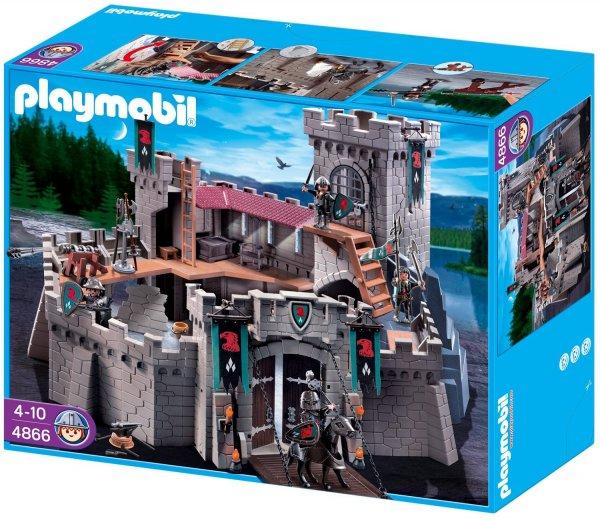 (lokal Herford) Playmobil Raubritterburg 4866 für 49,-