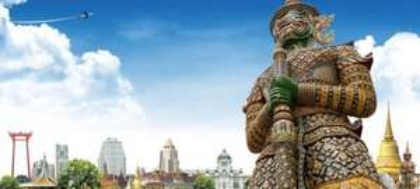 Günstige Gabelflüge nach Bali, Jakarta oder Bangkok - ab Schweiz zurück nach Deutschland