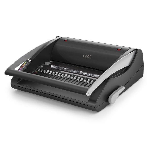 @Amazon.uk: GBC CombBind 200 Bindegerät, schwarz, mit Stanztechnologie für ca. 49€ inkl. Lieferung