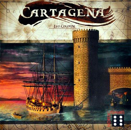 Cartagena - Die Flucht (multilingual) [Brettspiel @ spiele-offensive.de] ab 5,49 € (PVG ab 13,43 €)