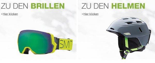20% bei Amazon beim Kauf von einer Skibrille mit Helm