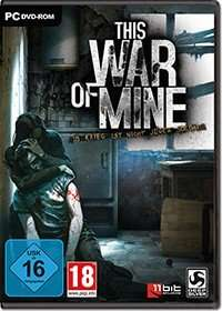 This war of mine 40% günstiger als im Steam Sale!