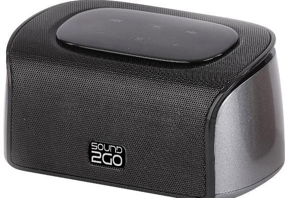 [3% Qipu] Sound2Go Cuby Stereo-Lautsprecher mit 2-Kanal Technologie in anthrazit für 52,99€ inkl. Versand @Dealclub