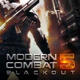 "[ANDROID] gratis ""Modern Combat 5: Blackout"""