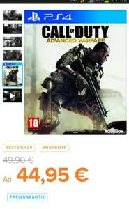 Call of Duty Advanced Warfare PS4