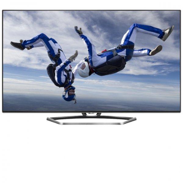 [Amazon]  TCL U55S7606DS 139 cm (55 Zoll) 3D LED-Backlight-Fernseher, SmartTV