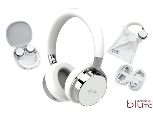 Telestar Imperial bluTC - Leistungsstarker Bluetooth Kopfhörer / IBood