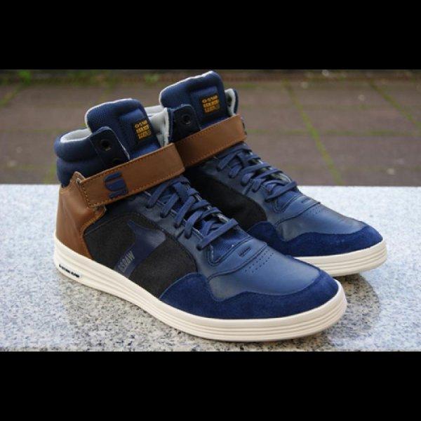 G-Star FUTURA Outland Strap Herren Hohe Sneakers Größe 44  für 56,43 bei Amazon